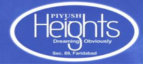 Logo of Piyush Heights Flats in Faridabad